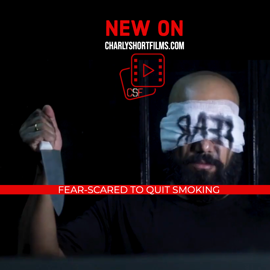 FEAR-scared to quit smoking